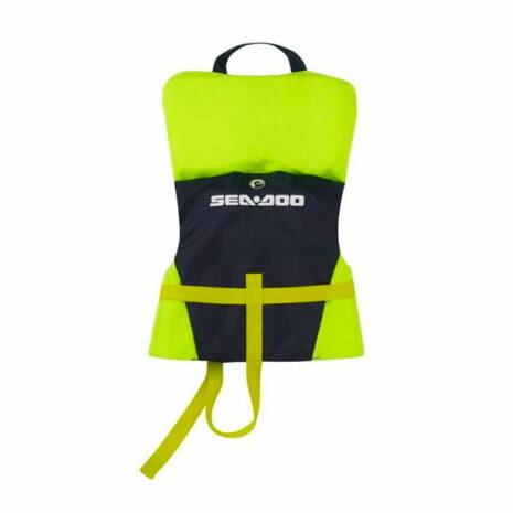 Sea-Doo Kids' Sandsea Life Jacket S (0-30 lbs) 1 Back