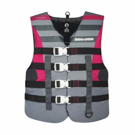 Sea-Doo Ladies' Motion Life Jacket - Grey