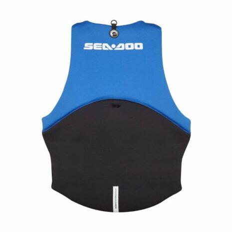 Sea-Doo Men's Freedom Life Jacket - Starlight Blue Back