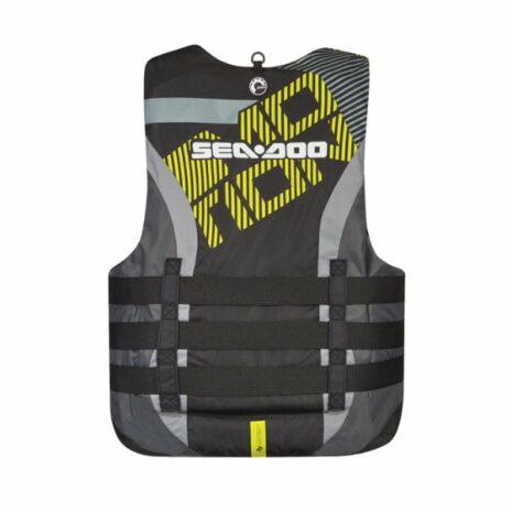 Sea-Doo Men's Motion Life Jacket - Yellow Back