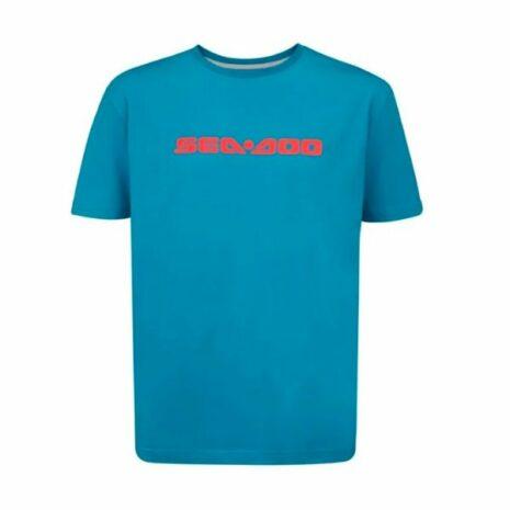 Sea-Doo Signature T-Shirt Men - Blue