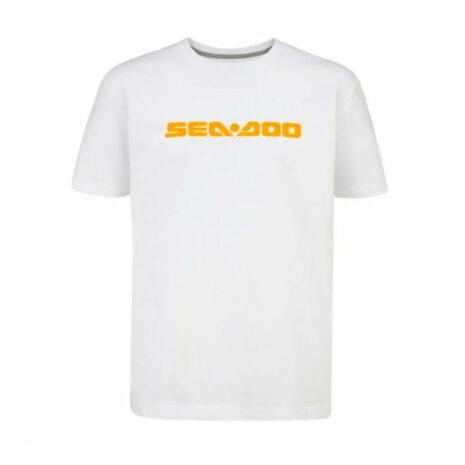 Sea-Doo Signature T-Shirt Men - White