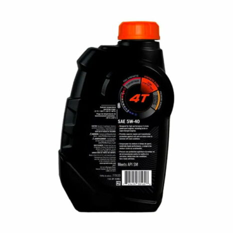 XPS 4T 5W-40 Synthetic Blend Oil 1